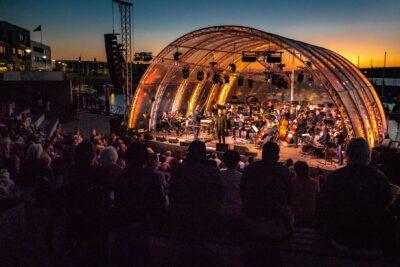 """4. Neuseenland Musikfest """"CHANSON DE NUIT"""" – eine Mondscheinserenade"""