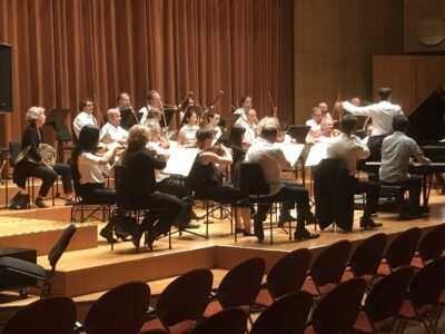 Dirigentenworkshop – Preisträgerkonzert