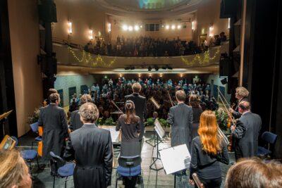 """Operettenkonzert """"Freunde, das Leben ist lebenswert"""""""