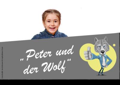 """""""Peter und der Wolf"""" in Großbardau – Schülerkonzert"""